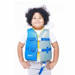 Life jacket for plus size child