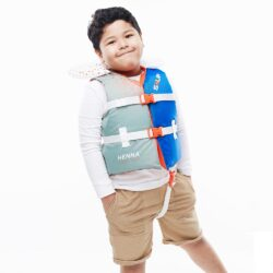 Sauf-Vest-Kids swimming vest and life jacket