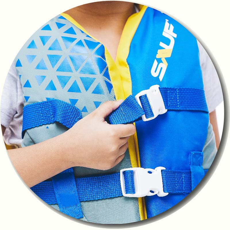 toddler life vest-Anti-Slip