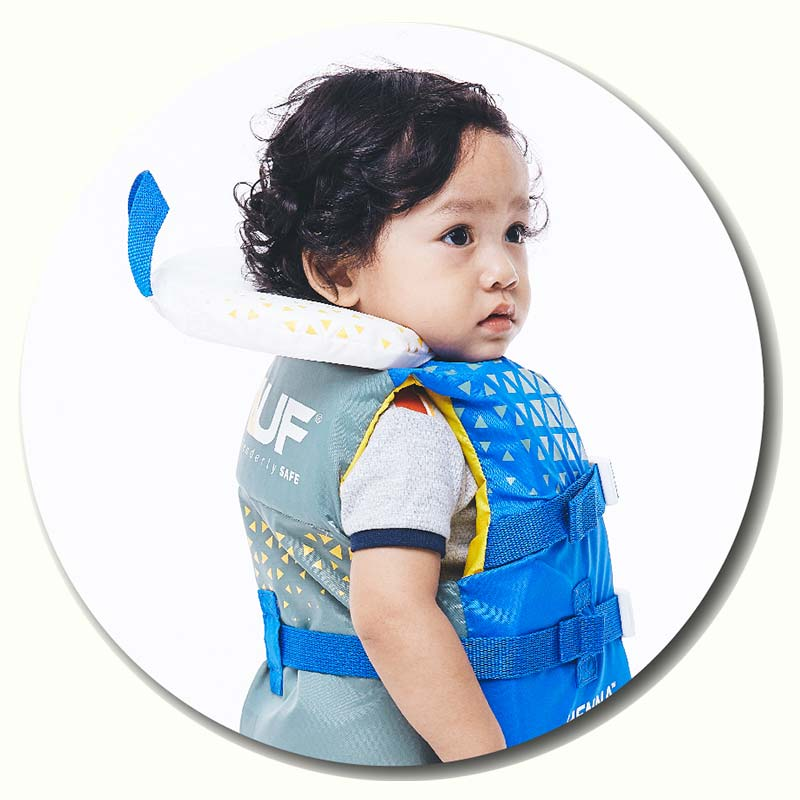toddler life vest-Half-Back-Foam