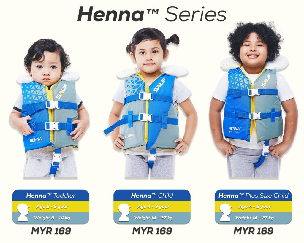 Kids life vest price