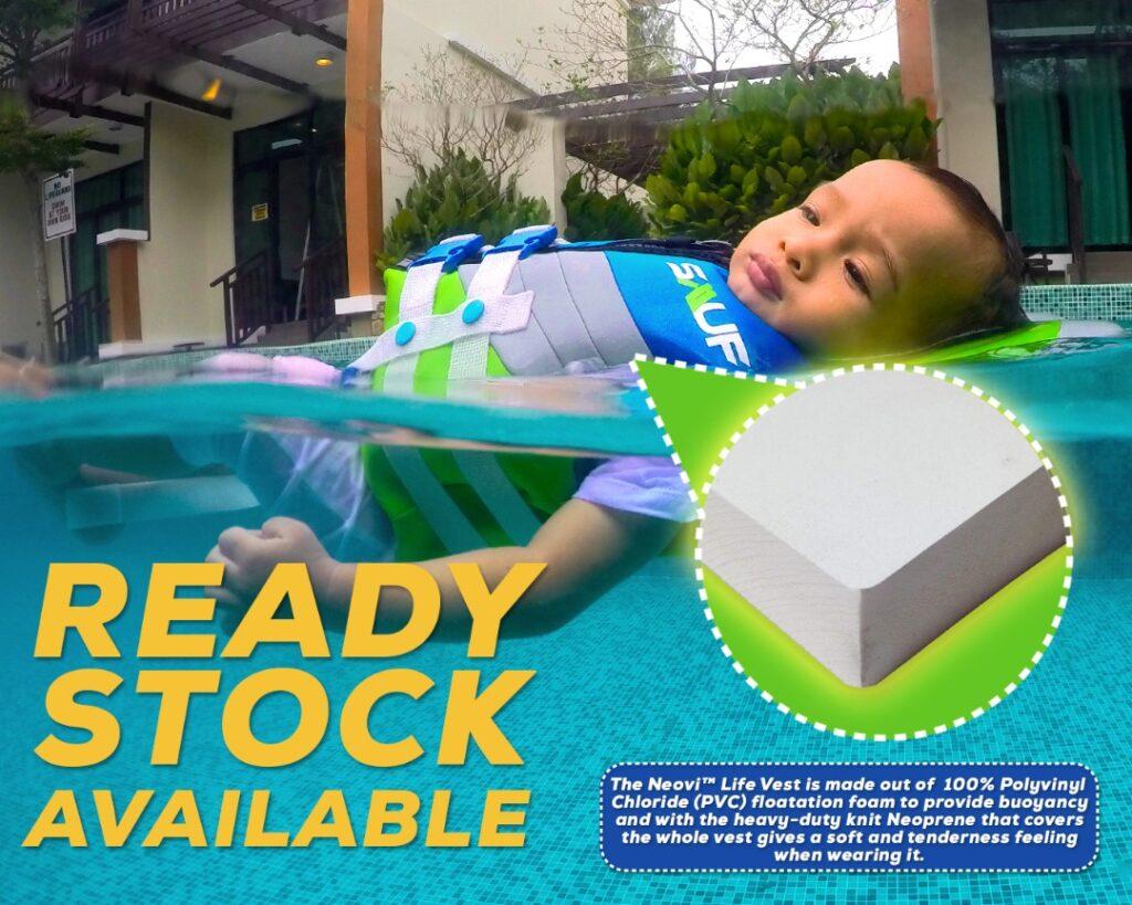 Neovi™ Infant - Swimming Vest For Babies
