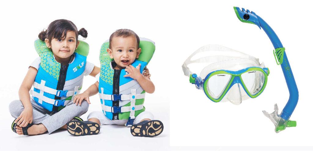 swim vest fool-cool-gears-for snorkeling