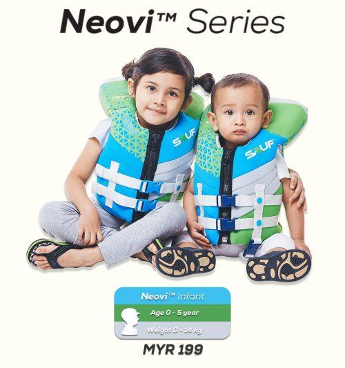 Life Vest For Baby - Sauf Vest