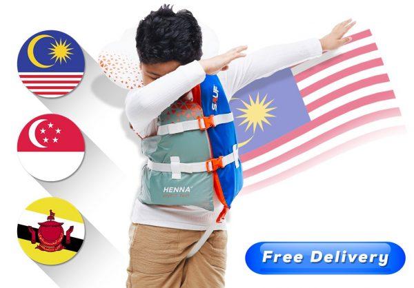 Sauf Vest-Free Delivery Life Jacket